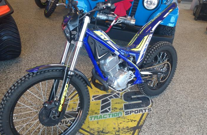 Sherco Trial TY 125 classic