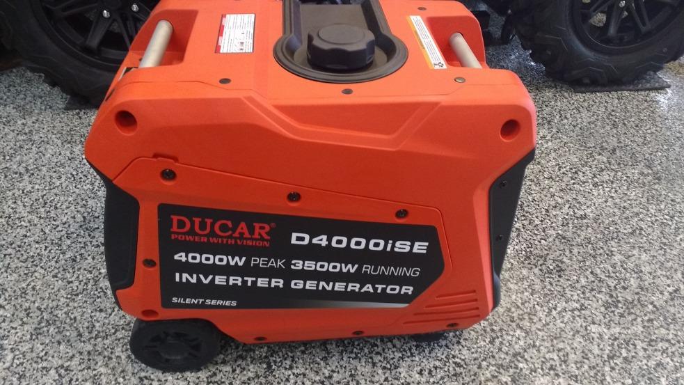Image result for ducar inverter generator D4000 I